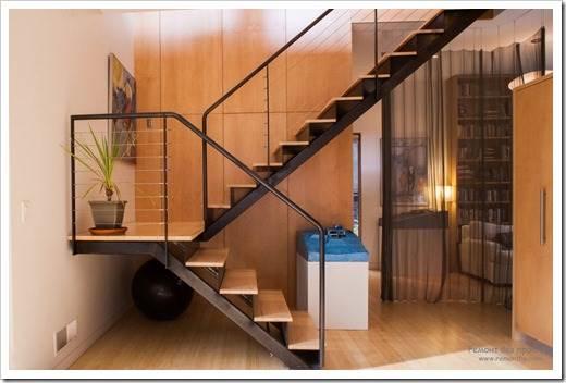 Как собрать лестницу?
