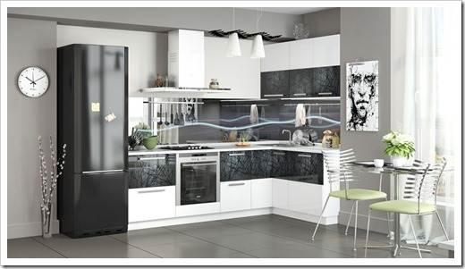 Выбор мебели для малогабаритной кухни