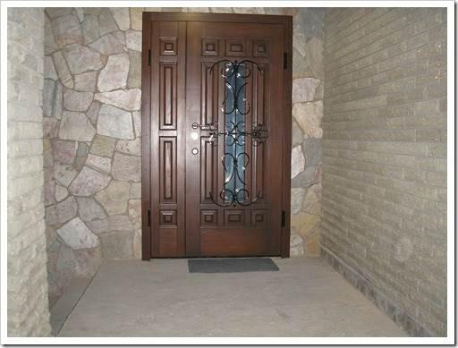 дверь металлическая входная в