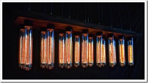 Эффективность использования ламп Эдисона в быту