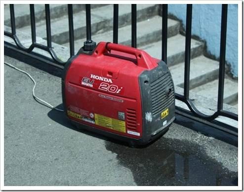 На что обращать внимание во время выбора бензинового генератора?