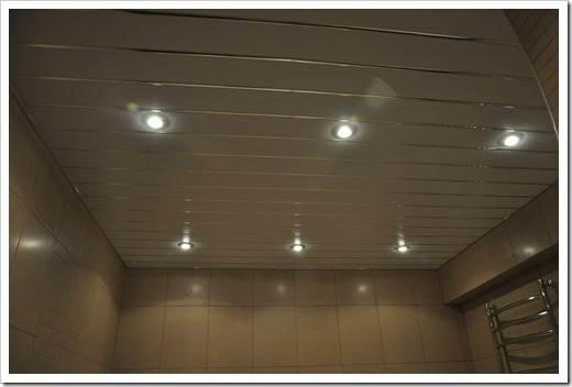 Подготовительный этап при монтаже точечных светильников
