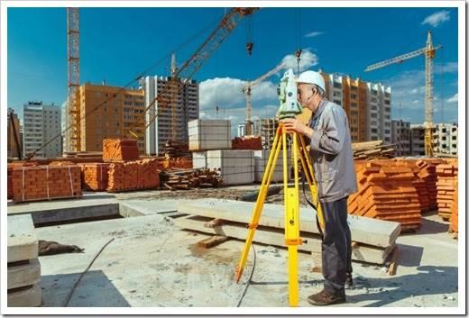 Инженерно-геодезические изыскания