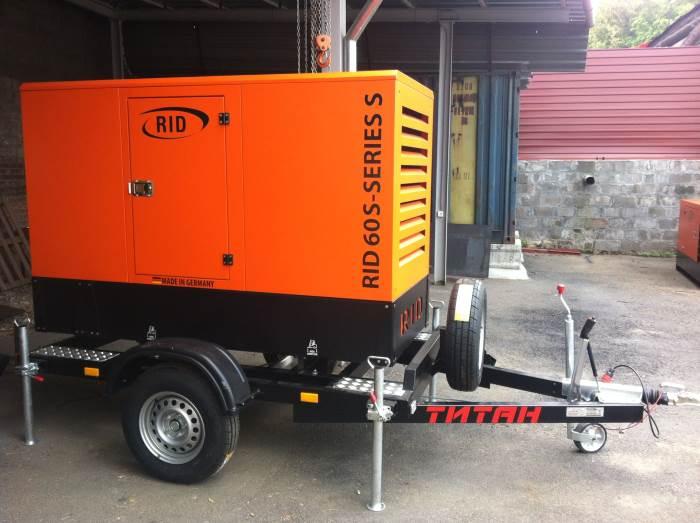 Дизель генератор - технические характеристики
