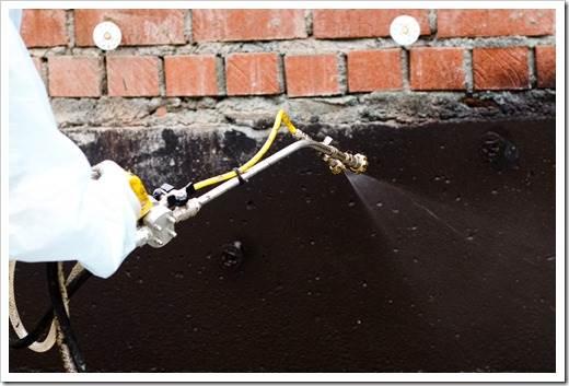 Другие способы гидроизоляции фундамента