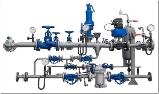Классификация востребованной трубопроводной арматуры: запорно-регулирующие клапаны