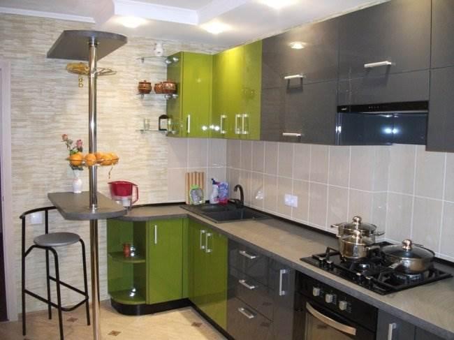 Как отремонтировать кухню