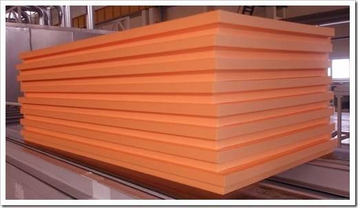Методика производства пенополистироловых плит