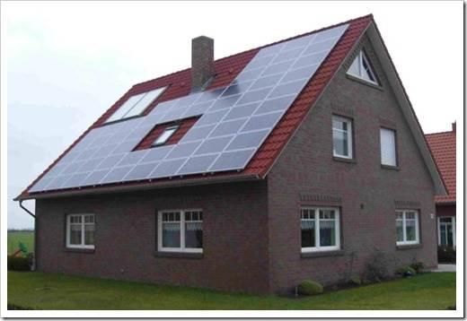Кремниевая солнечная электростанция