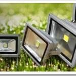 Применение светодиодных прожекторов
