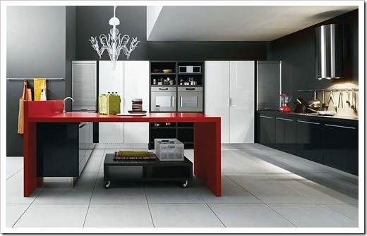 С чего начать дизайн кухни?