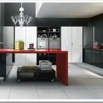 Расположение бытовых приборов в кухонном гарнитуре