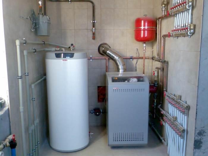 Выбираем систему отопления