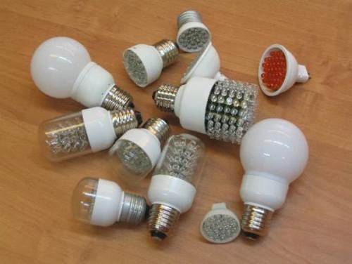 Как выбрать лед лампу
