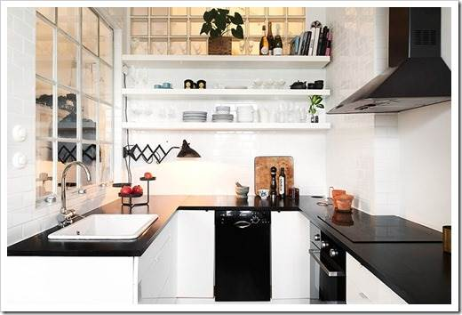 Маленькая кухня – как оформить без ущерба эстетике и функциональности?