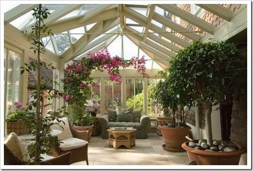 Какими характеристиками должен обладать зимний сад