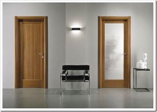 Отрицательные стороны ламинированных дверей