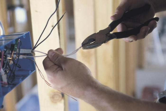 Как вызвать электрика из ЖЭКа