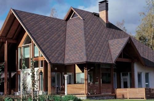 Катепал на крыше