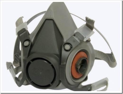 Виды индивидуальных средств защиты дыхательных органов