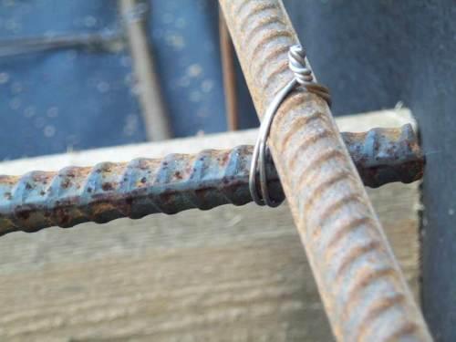 вязание арматуры