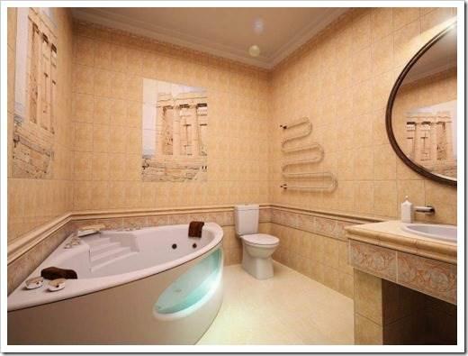 Минусы объединения ванной и санузла