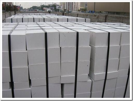 Принцип производства силикатного кирпича