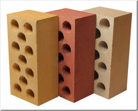 Какие существуют разновидности силикатных кирпичей?