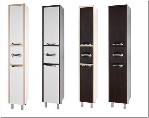 В чём заключается практичность шкафа пенала?