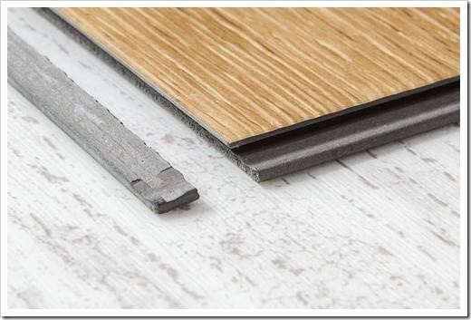 Преимущества виниловой плитки