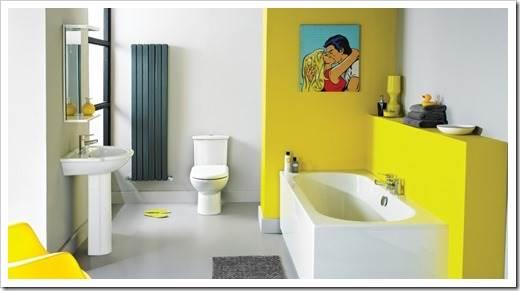 Капитальный ремонт туалета и ванной комнаты