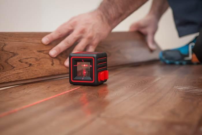 Как сделать лазерный уровень