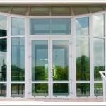 Алюминиевые двери высокой технологичности