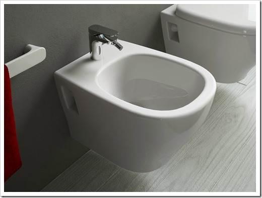 Актуальность биде в современных ванных комнатах
