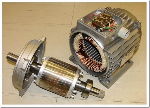 Электродвигательный статор