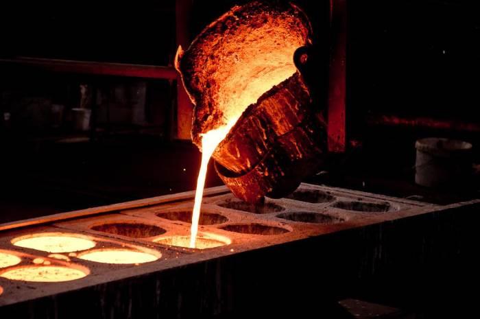 Что такое литье металлов