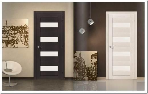 Двери Браво (Bravo) из экошпона