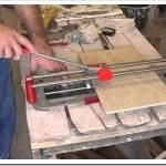 Какие инструменты могут быть использованы для резки плитки?