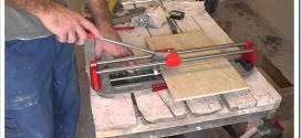 Как разрезать керамическую плитку?