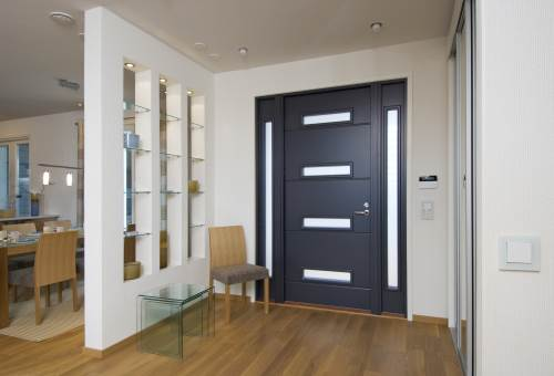 лучшие дизайны металлических дверей
