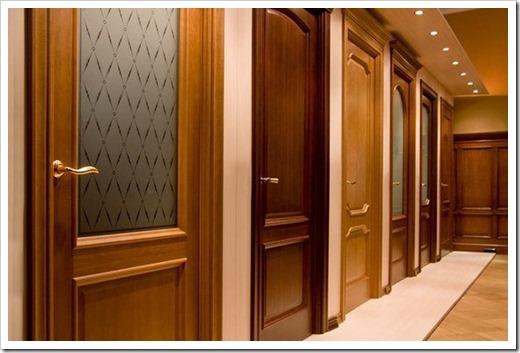 Порог и установка дверной фурнитуры