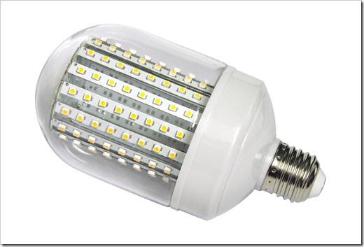Мощность, эффективность и угол падения света светодиодных ламп
