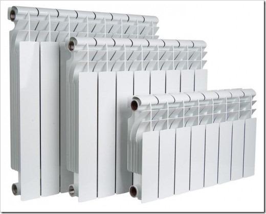 Алюминиевые радиаторы — практично и недорого
