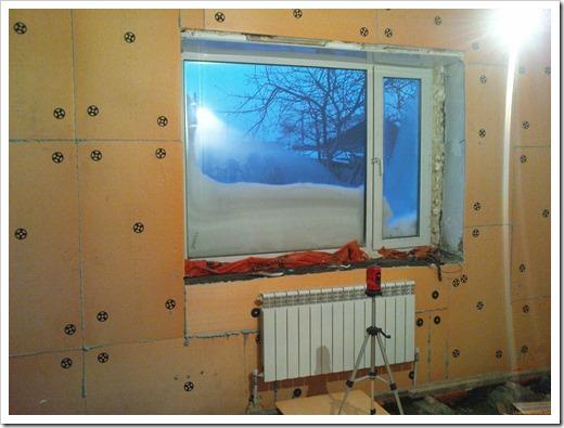 Плюсы и минусы утепления стен изнутри