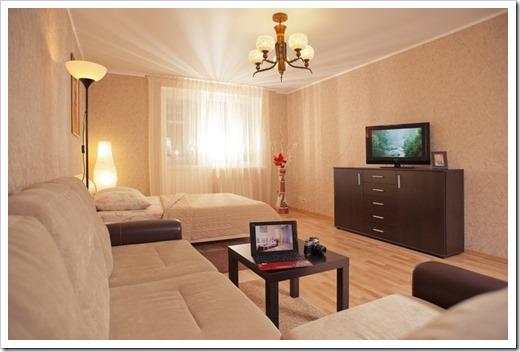 Ипотечная однокомнатная квартира в Одессе