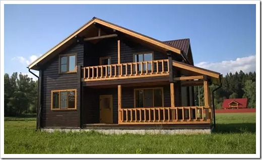 Почему дом из бруса в принципе рекомендован к строительству?