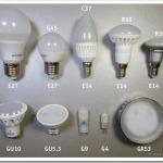Светодиоды, как основа для создания более сложных осветительных приборов