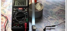 Как проверить люминесцентную лампу?