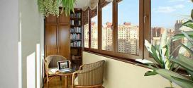 Какой балкон лучше: раздвижной или распашной