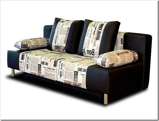Популярные модели раскладных диванов